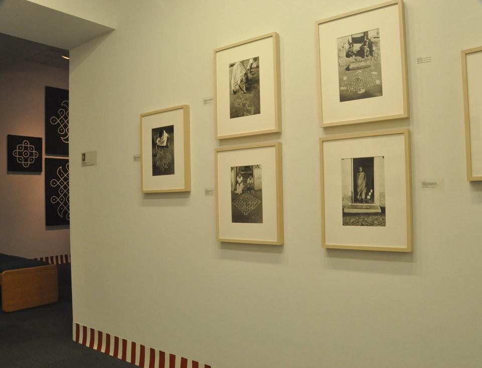 The Art of Indian Kolam: Gallery